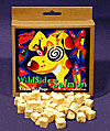 WILD SIDE SALMON TREATS FOR DOGS, 1 OZ