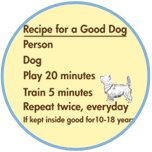 Recipe For A Good Dog