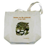 Dreams are our guidebook Tote Bag